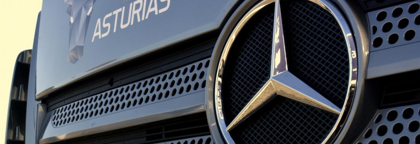 Atego Mercedes-Benz Adasa
