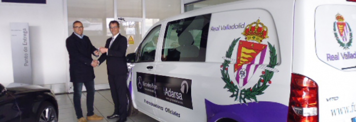 Adarsa Real Valladolid Mercedes Vito