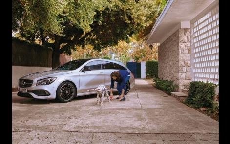 Adarsa Mercedes Benz CLA Shooting Brake