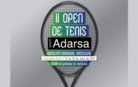 II Open de Tenis Adarsa