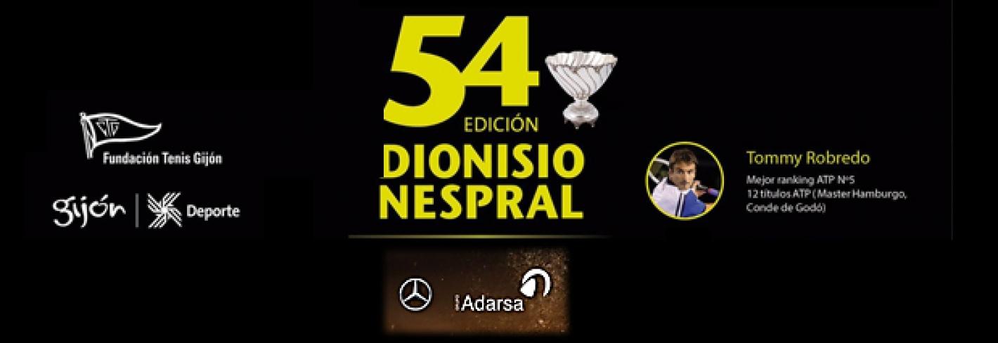 Torneo Dionisio Nespral 2017