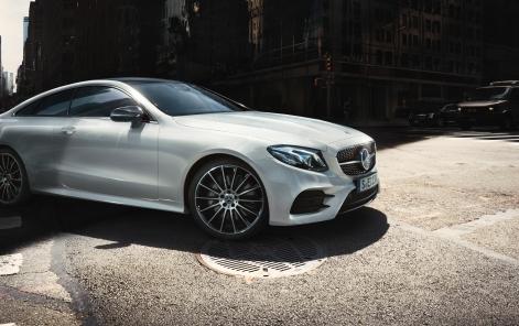 nuevo clase e coupe exterior 2017 adarsa
