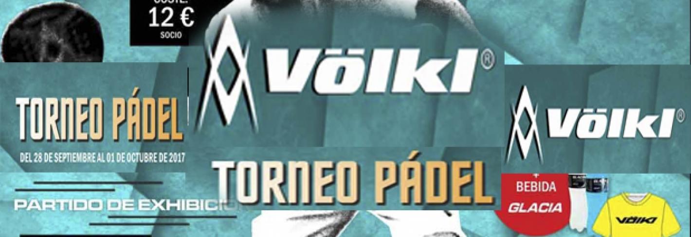 Torneo de Pádel Völkl