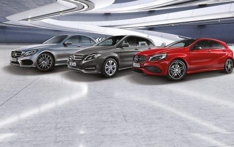 Adarsa Mercedes Ocasion Estrella CLase A, B, C