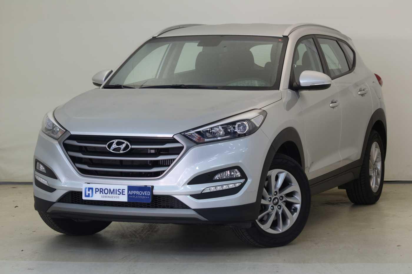 Hyundai-Tucson-5P CRDI 1.7 115CV BD 4X2 25A