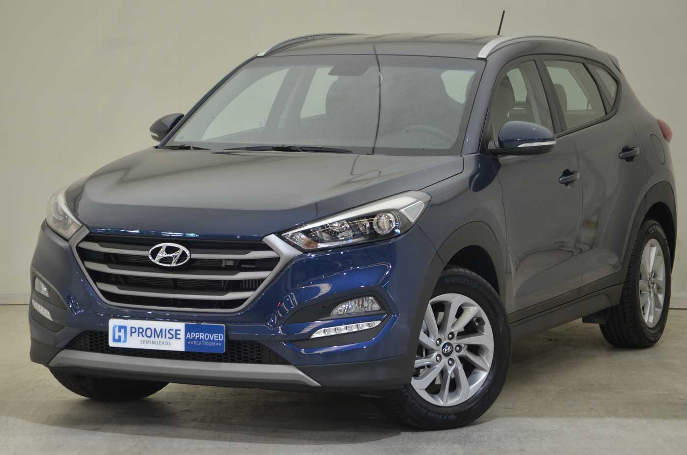 Hyundai-Tucson-5P GDI 1.6 131CV BD 4X2 25A