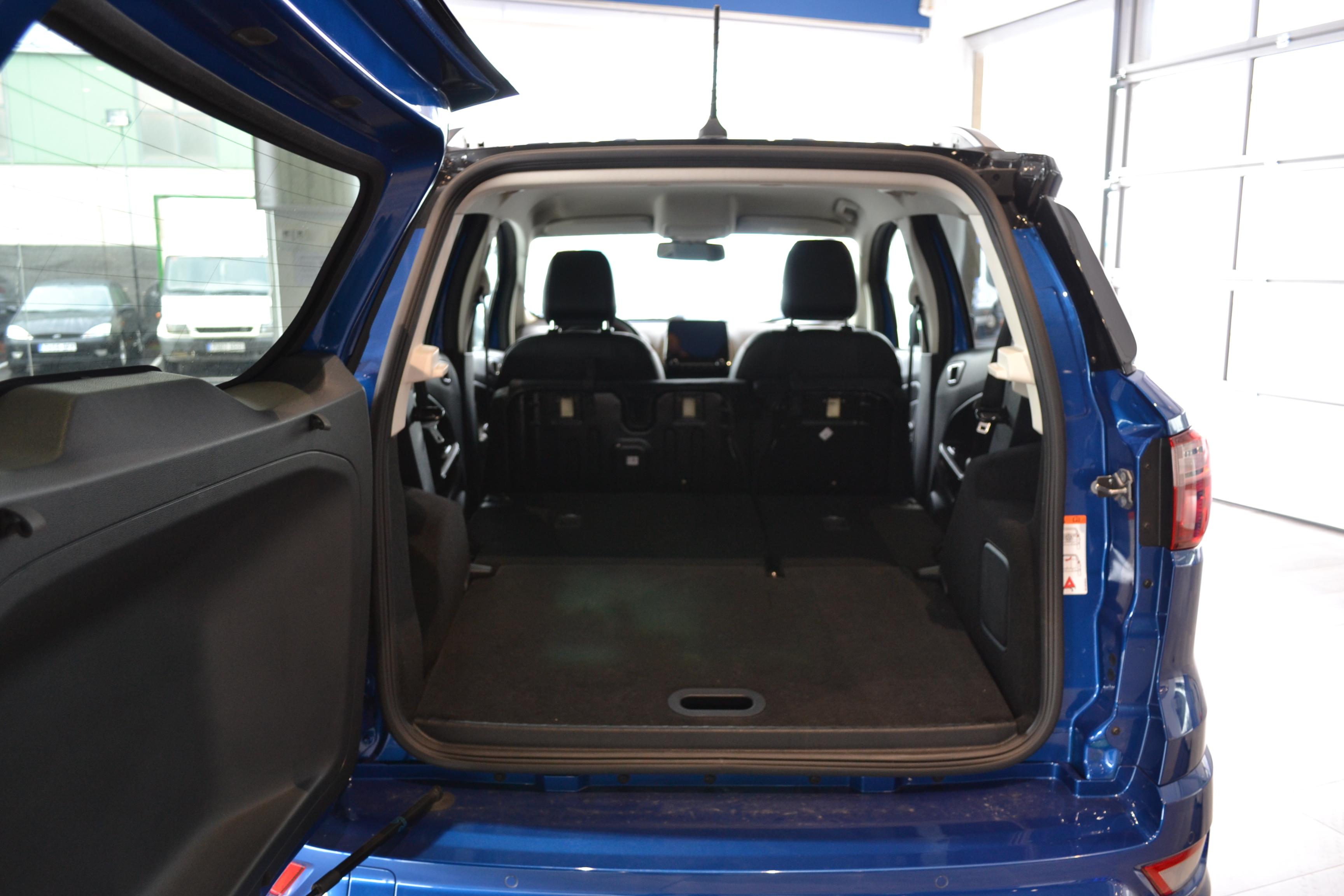 Ford- ECOSPORT -ST-LINE 1.0 140CV